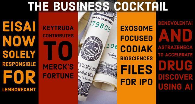 the business cocktail lemborexant