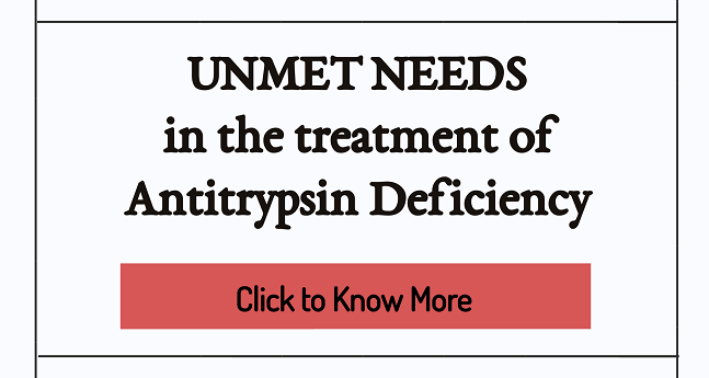 Antitrypsin deficiency
