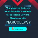 Narcolepsy drug WAKIX