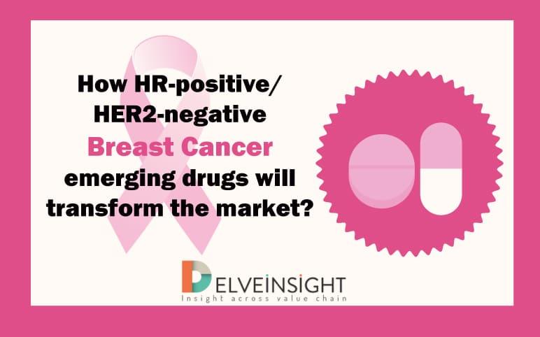 breast cancer emerging drugs