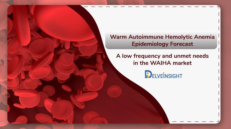 Warm Autoimmune Ahemolytic anemia Epidemiology forecast