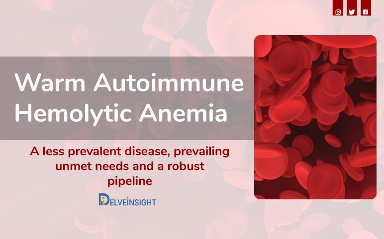 Warm Autoimmune Hemolytic Anemia (wAIHA )