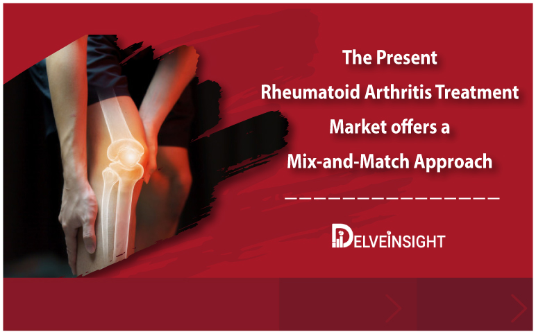 Rheumatoid arthritis treatment market
