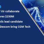 recent-pharma-biotech-news-updates-gilead-vir-teladoc-tessera-dexcom-verve
