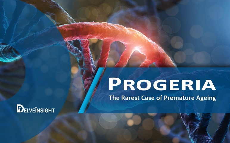 Progeria-Market-Hutchinson-Gilford-Progeria-Syndrome-signs-symptoms-causes-risk-factors-complications-therapies-medications-therapeutics-epidemiology-pipeline-CAGR-size-share