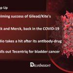 Gilead/Kite's Yescarta; Roche discards Tecentriq for bladder cancer