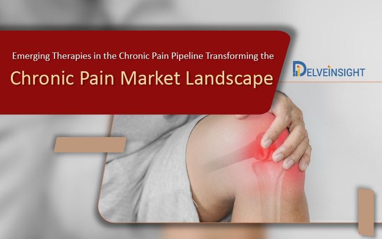 Chronic Pain Market Landscape | Chronic Pain Pipeline | Osteoarthritis