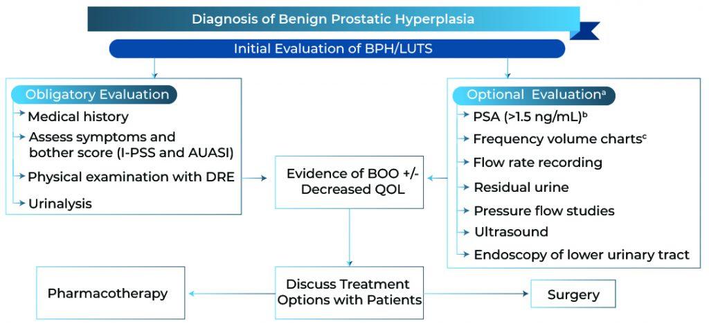 Benign Prostatic Hyperplasia Diagnosis