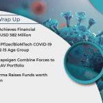 Pfizer/BioNTech COVID-19 Vaccine; Biogen/Capsigen Deal