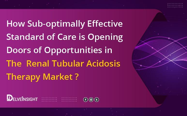 Renal Tubular Acidosis Therapy Market | RTA Therapy Market