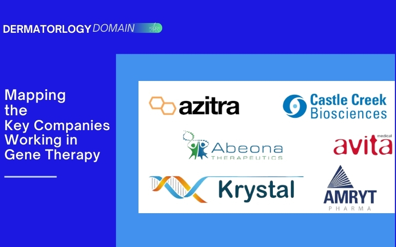 companies-in-gene-therapy-for-dermatology
